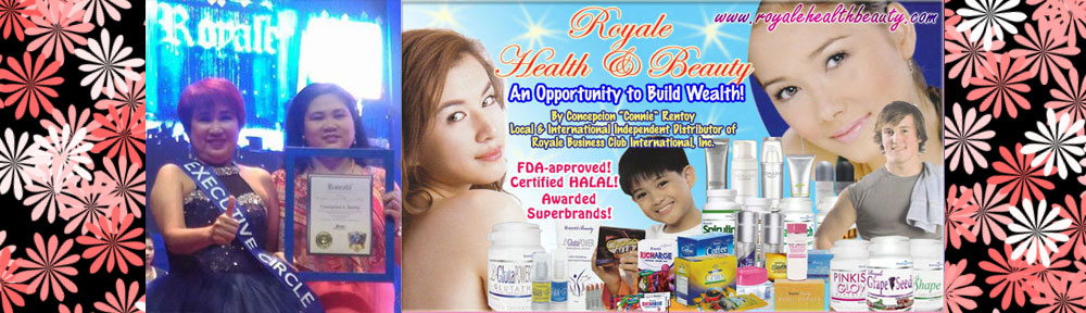 Royale Health and Beauty Online Shop
